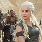 'There's the catch': Emilia Clarke as Daenerys Targaryen in 'Game of Thrones'