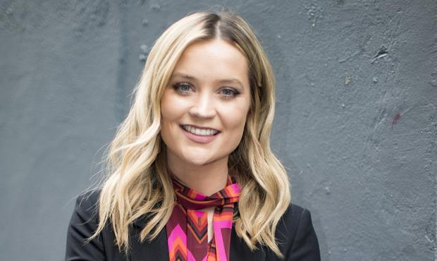 'Were constantly comparing ourselves': Laura Whitmore wrote the screenplay and stars in 'Sadhbh'. Photo: Arthur Carron