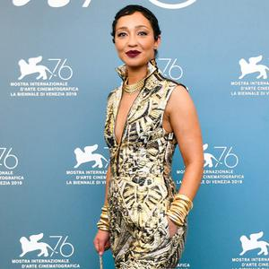 Ethiopian-Irish actress Ruth Negga attends a photocall on August 29, 2019 for the film