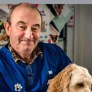 Vet Maurice King of Downe Veterinary Clinic
