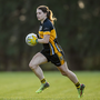 27 October 2019; Noelle Healy of Mourneabbey during the Munster Ladies Football Senior Club Championship Final match between Ballymacarbry and Mourneabbey at Galtee Rovers GAA Club, in Bansha, Tipperary. Photo by Harry Murphy/Sportsfile