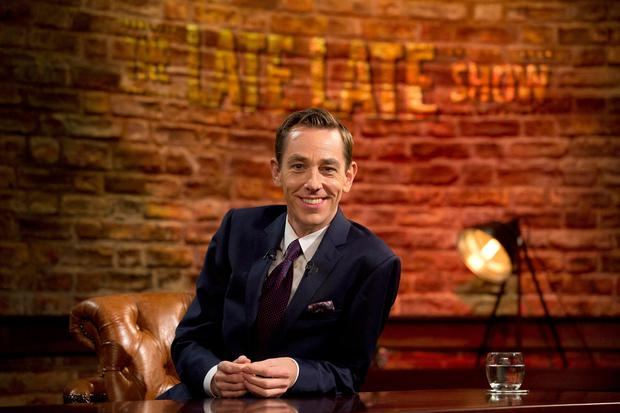 Taking cuts: Presenters Ryan Tubridy (pictured) and Ray D'Arcy will take a 15pc pay cut. Photo: Andres Poveda