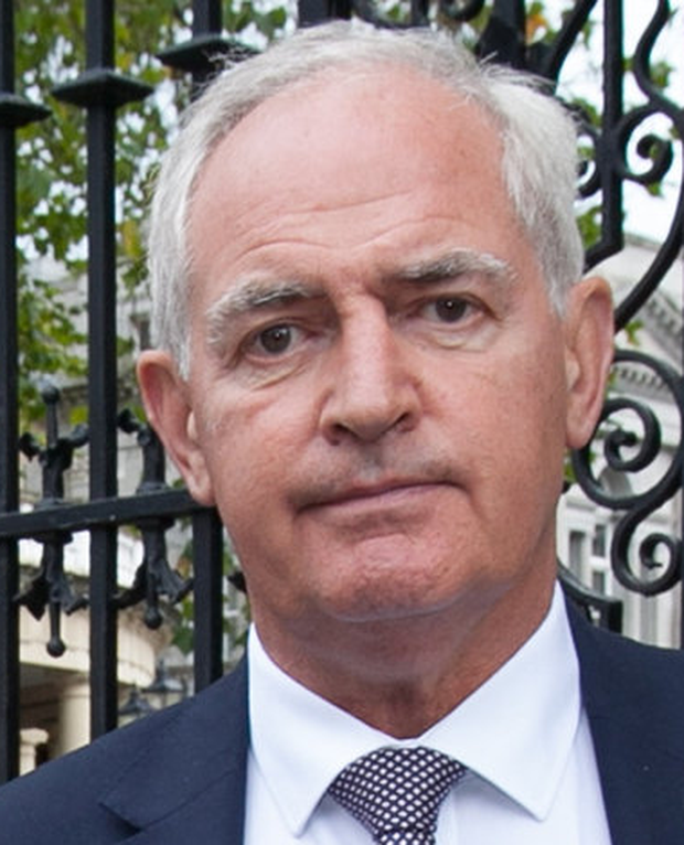 Raised concerns: Ex-master of the maternity hospital Dr Peter Boylan. Photo: Gareth Chaney, Collins