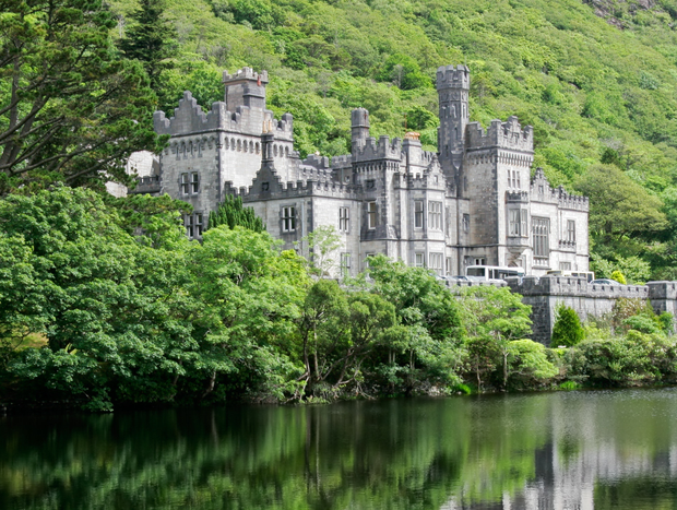 Kylemore Abbey attracts 562,000 visitors