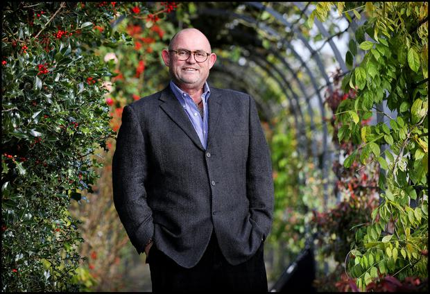 Rising strong: Ronan Tynan says his traumatic experience 10 years ago has made him more 'compassionate, understanding and sorrowful' when he reads about other people's bad experiences. Picture: Steve Humphreys