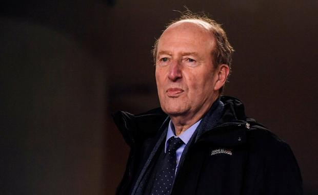Controversy: Transport Minister Shane Ross faces opposition to his plans. Photo: Sportsfile