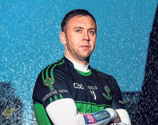 Paul Kerrigan and Nemo Rangers are aiming for Munster SFC final glory on Sunday when they face Clonmel Commercials. Photo: Ramsey Cardy/Sportsfile