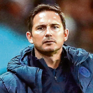 Chelsea manager Frank Lampard. Photo: Nick Potts/PA Wire