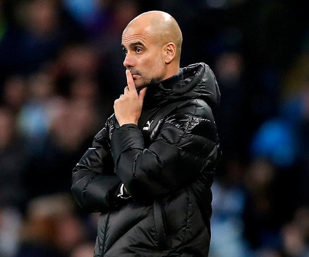 Guardiola open to Manchester City contract extension