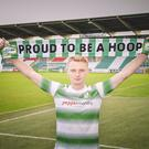 New Shamrock Rovers signing Liam Scales