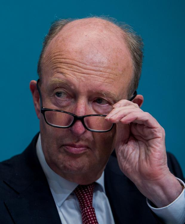 Minister for Tourism, Transport and Sport Shane Ross TD. Photo: Gareth Chaney/Collins