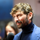 TORONTO, ONTARIO - SEPTEMBER 06: Michiel Huisman during