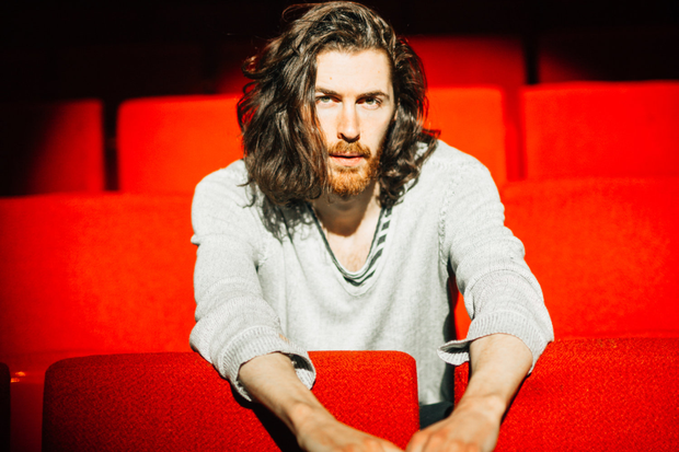 Hozier. Photo by Sydney Gawlik