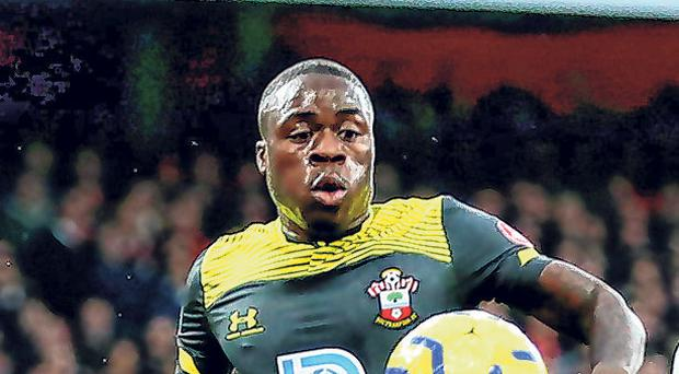 'I think I showed out on the pitch why I should be starting' - Obafemi battling hard to prove he's a Saint