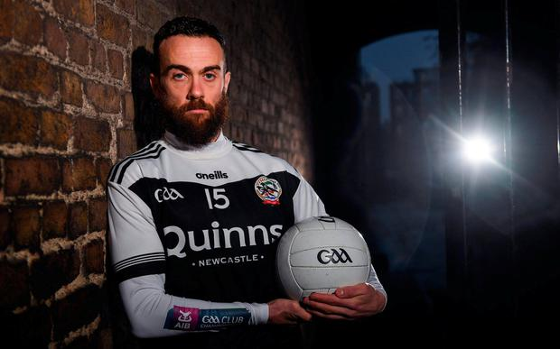 Conor Laverty. Photo: Ramsey Cardy/Sportsfile