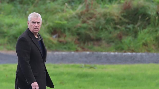 The Duke of York has stepped down from public duties (Liam McBurney/PA)