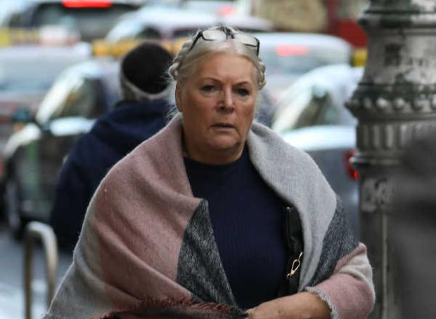 Antoinette Mullen with an address at Fortlawn Drive, Moat View, Clonsilla, Dublin pictured at the Four Courts for a Circuit Civil Court action.Pic: Collins Courts