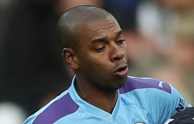 Fernandinho. Photo: Reuters/Lee Smith