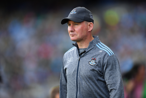 Jim Gavin stepped down as Dublin manager after seven seasons in charge. Photo by Ramsey Cardy/Sportsfile
