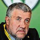 Interim FAI boss Paul Cooke. Photo: Brendan Moran/Sportsfile