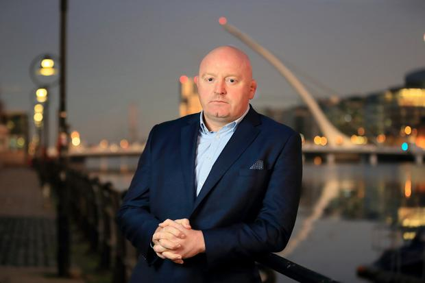 Former Ireland and Leinster Rugby player, Bernard Jackman, spent time as a head coach with Grenoble and the Dragons. Picture Credit:Frank McGrath 3/12/19