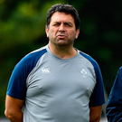 David Nucifora. Photo: Sportsfile