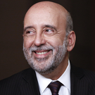 Strict: Central Bank Governor Gabriel Makhlouf has refused to bow to pressure to ease the restrictions. Photo: Vivek Prakash/Bloomberg
