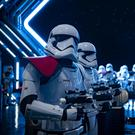 Fifty menacing First Order Stormtroopers await guests as part of Star Wars: Rise of the Resistance at Disney's Hollywood Studios in Florida. Matt Stroshane, photographe