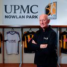 Kilkenny senior hurling manager Brian Cody at the official announcement of UPMCs ten-year naming right partnership with Kilkenny GAA that sees the home of Kilkenny GAA renamed UPMC Nowlan Park. Photo: Sam Barnes/Sportsfile