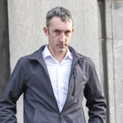 Sentenced: Malachy Scannell received two six-month sentences for assault causing harm.