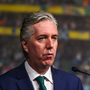 JOHN DELANEY: Massive payouts from the FAI. Picture: Sportsfile