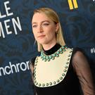Saoirse Ronan at the New York premiere of 'Little Women'. Photo: ANGELA WEISS/AFP via Getty Images