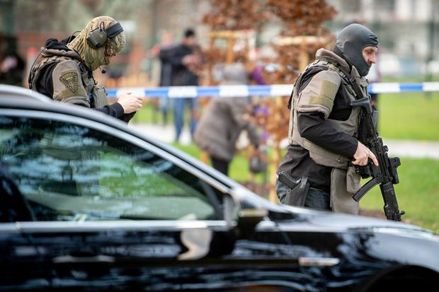 Czech police hunting shooter wanted for gunning down six people in hospital