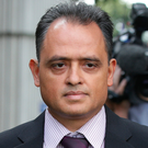 Dr Manish Shah has been found guilty of 25 sexual offences. Photo: Yui Mok/PA
