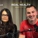 Karl Henry with this week's guest, Dr Sumi Dunne