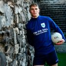 Daniel Flynn of Kildare in attendance at the launch of On The Ball Team Building training camps in the Dingle Peninsula. Photo: Sam Barnes/Sportsfile
