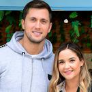 Dan Osborne and Jacqueline Jossa (Ian West/PA)
