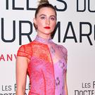 Saoirse Ronan attends the