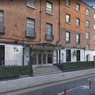 Kildare Street Hotel on Kildare Street, Dublin. Screen grab from Google Maps Streetview