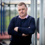 Páraic Fanning pictured at the WIT Arena Campus in Waterford where he is business development operations manager. The former Déise boss has had several months to reflect on his decision not to continue in the role as Waterford senior hurling manager. Photo: Dylan Vaughan.