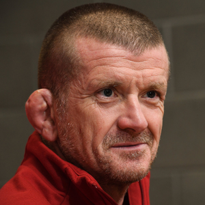 Rowntree is one of a herd of coaches who has flocked to Ireland after failing to get England out of the pool stages of the 2015 World Cup, but he insists that the experience helped him develop as a coach. Photo: Matt Browne/Sportsfile