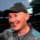 "Gavin: ""We've always looked at how we can improve as a football team, that's the bit we can control. I'm sure Dessie will do something similar."" Photo by Eóin Noonan/Sportsfile"