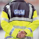The survey showed 77pc agreed that gardaí can be relied upon to be there when needed (stock photo)