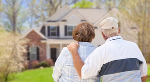 Freeing up space: Moving to a smaller home can be emotionally tough for older people