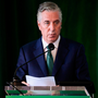 John Delaney wrote a €100,000 cheque to the FAI. Photo: Stephen McCarthy/Sportsfile