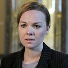 Finnish Finance Minister Katri Kulmuni. Photo: Lehtikuva/Markku Ulander via REUTERS