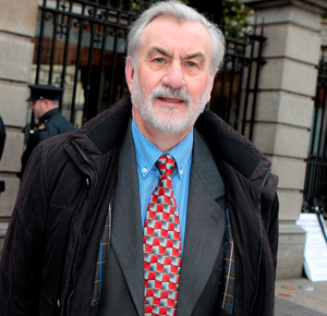 Kieran Mulvey, former chief executive of the Labour Relations Commission Photo: Tom Burke