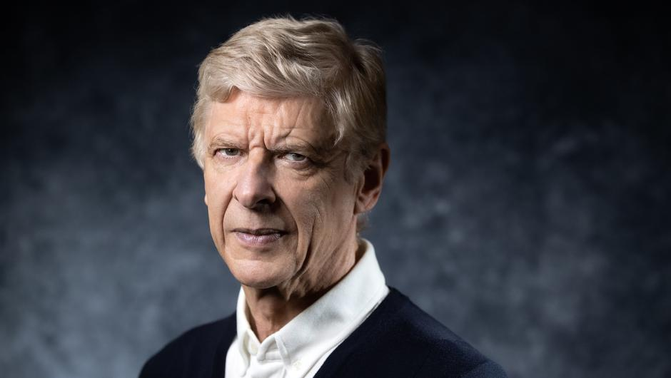 Former Arsenal manager Arsene Wenger