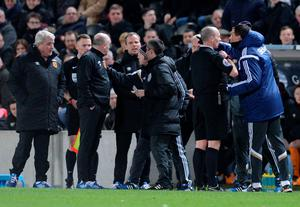 Bruce, the Hull City manager, and Sunderland counterpart Poyet will face punishment after their touchline spat during Tuesday night's 1-1 draw at the KC Stadium.