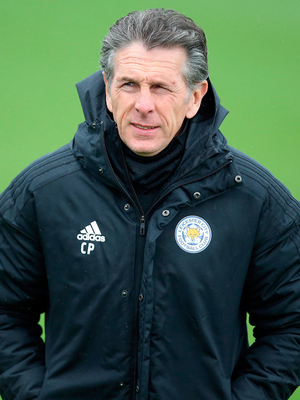 Leicester City manager Claude Puel. Photo: Getty Images
